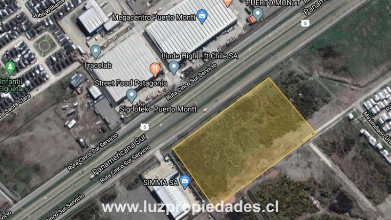 Altos de Mirasol S/N frente a Megacentro, caletera Ruta a Pargua - Luz Propiedades