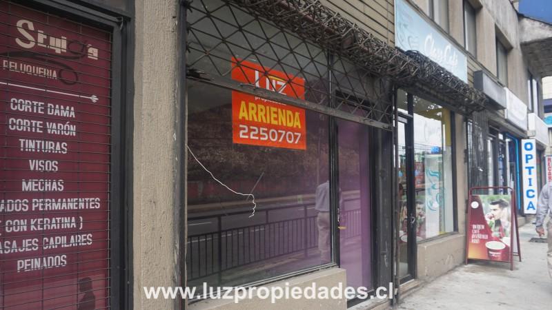 Benavente 575, Local 6 - Luz Propiedades