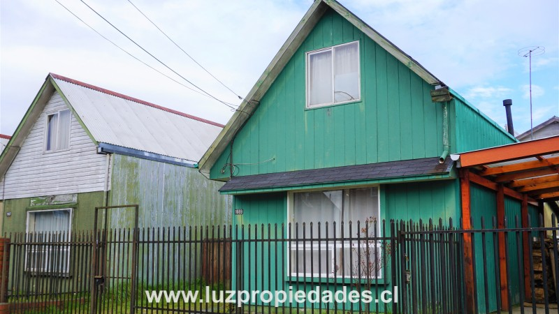 Coñaripe Nº1669, Villa Lancuyén - Luz Propiedades