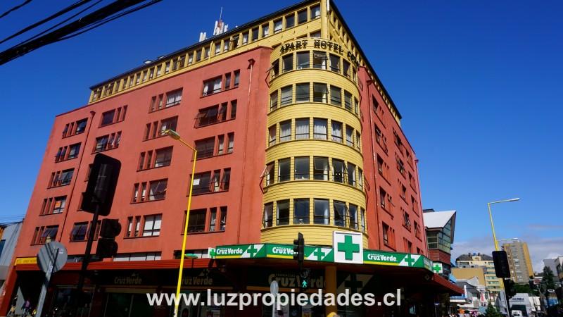 Ed. Colón, Of. 601, Pedro Montt Nº65 - Luz Propiedades