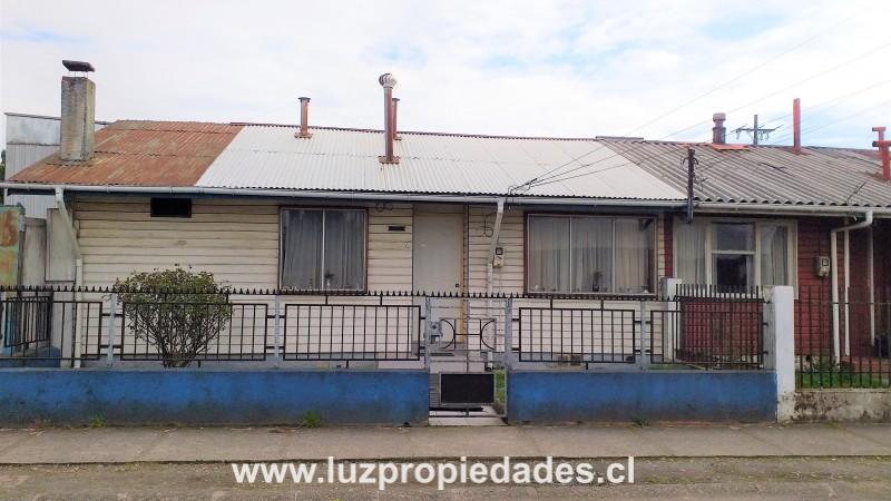 Lechagua Nº0660, Población Chiloé - Luz Propiedades