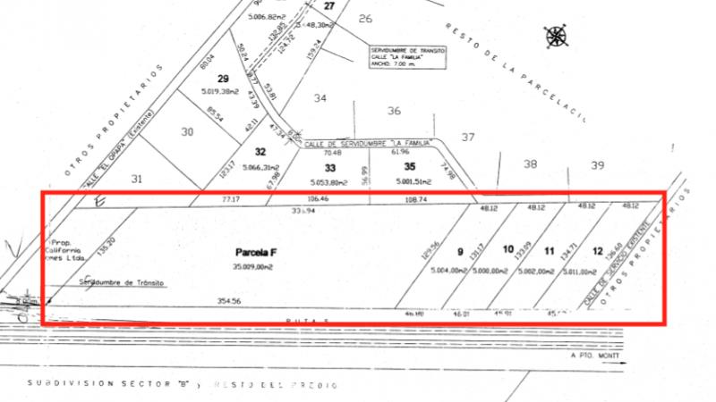 Línea Vieja S/N, entre entrada Norte y Sur - Luz Propiedades