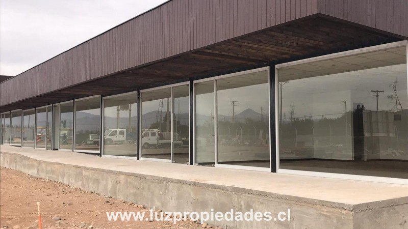Locales Comerciales Strip Center Hotel Radisson Vallenar - Luz Propiedades