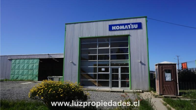 Parcela Nº18, Centro Empresarial Apiasmontt - Luz Propiedades