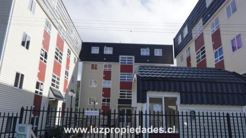 Regimiento Nº 1321, Condominio Plaza del Valle, Block 3, Depto 102 - Luz Propiedades