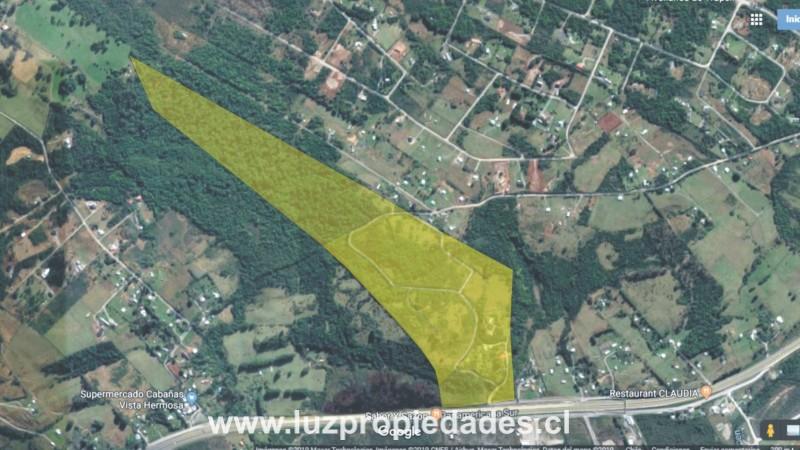 Ruta 5 Km 1.035,5 sector Trapen - Luz Propiedades