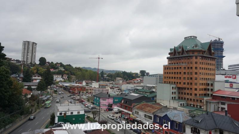 San Felipe Nº 183, Edificio Plaza Vista, Depto. 803 - Luz Propiedades