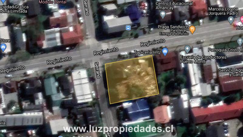 Serrano Nº238, Sector Lintz - Luz Propiedades