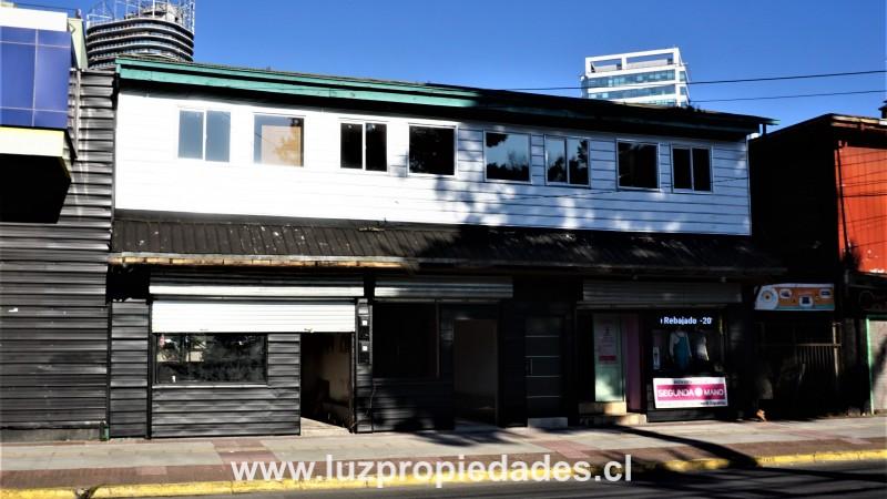 Urmeneta Nº127, Of. Nº2 - Luz Propiedades